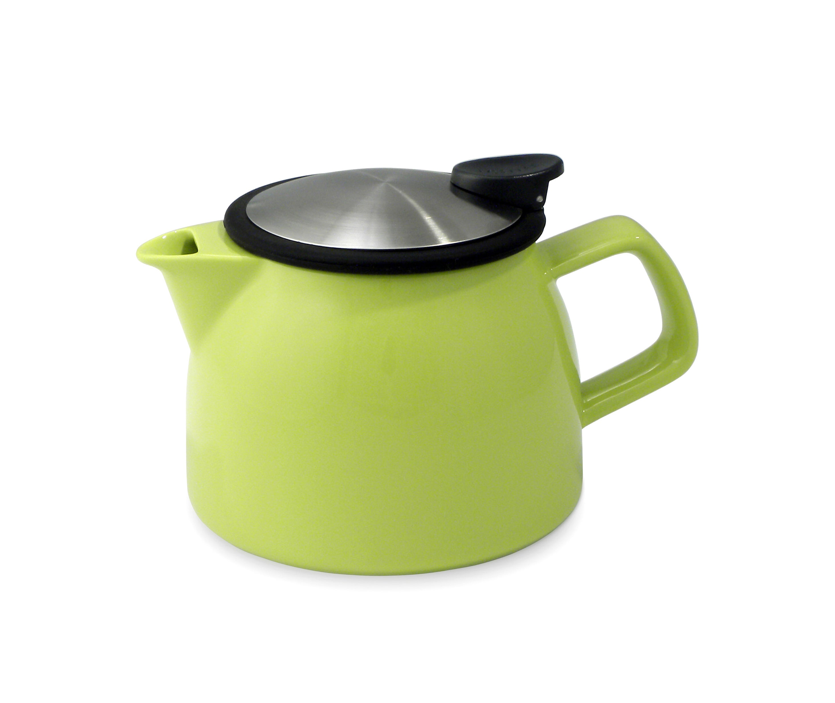 Bell Teapot with Basket Infuser<br>16 oz.