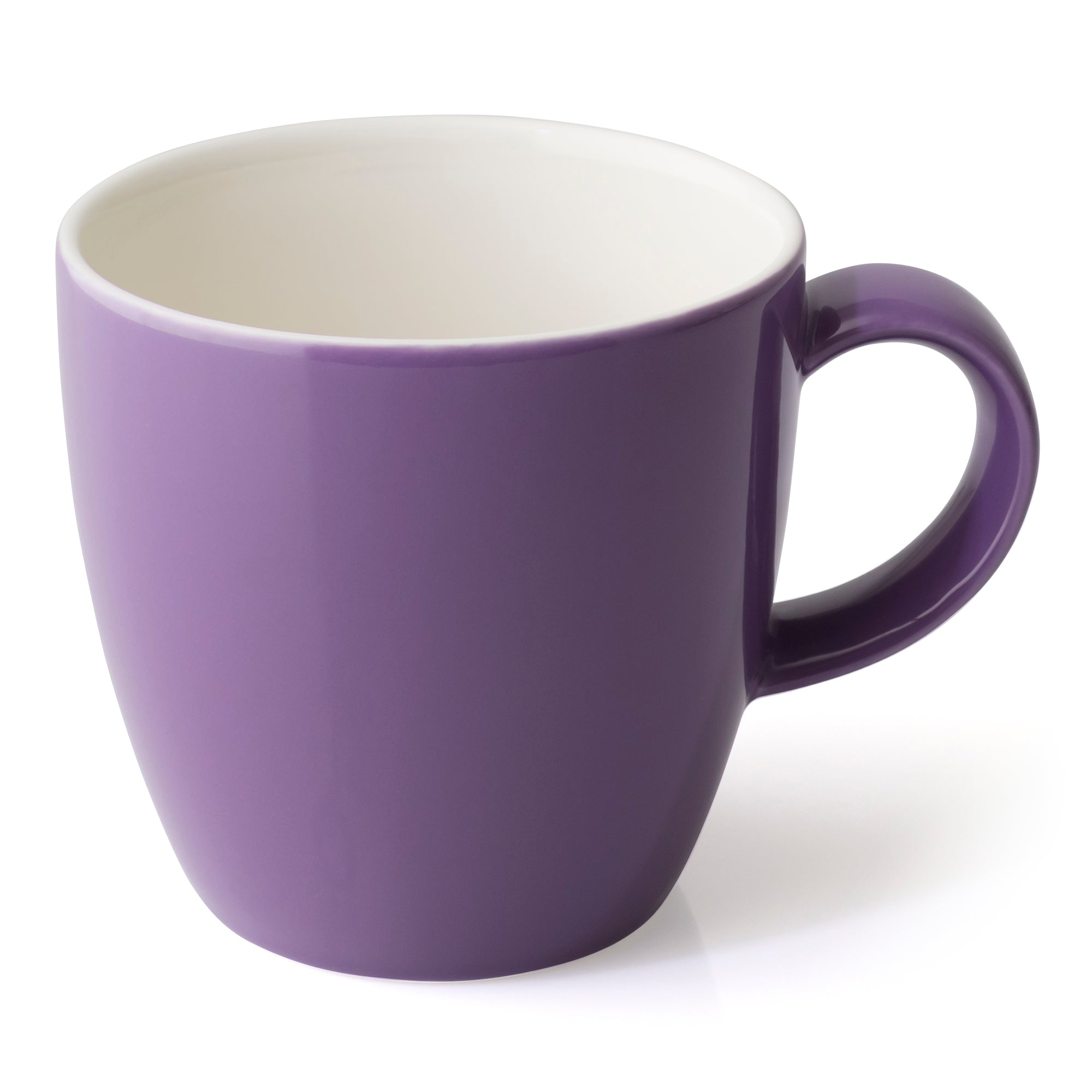 Uni Tea/Coffee Cup with handle - 11 oz., 4 pc pack