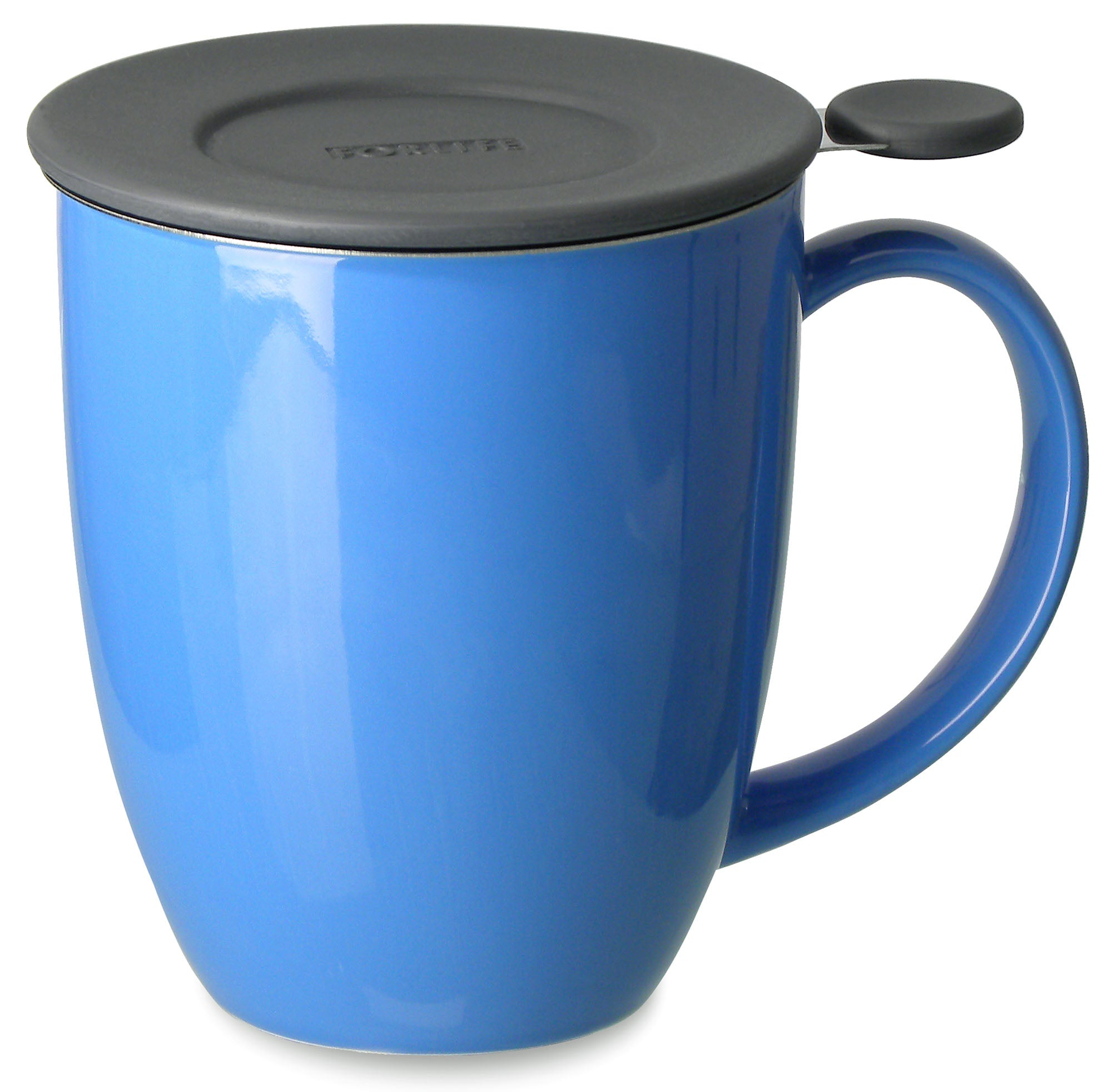 Uni Brew-in-Mug with Infuser & Lid 16 oz.