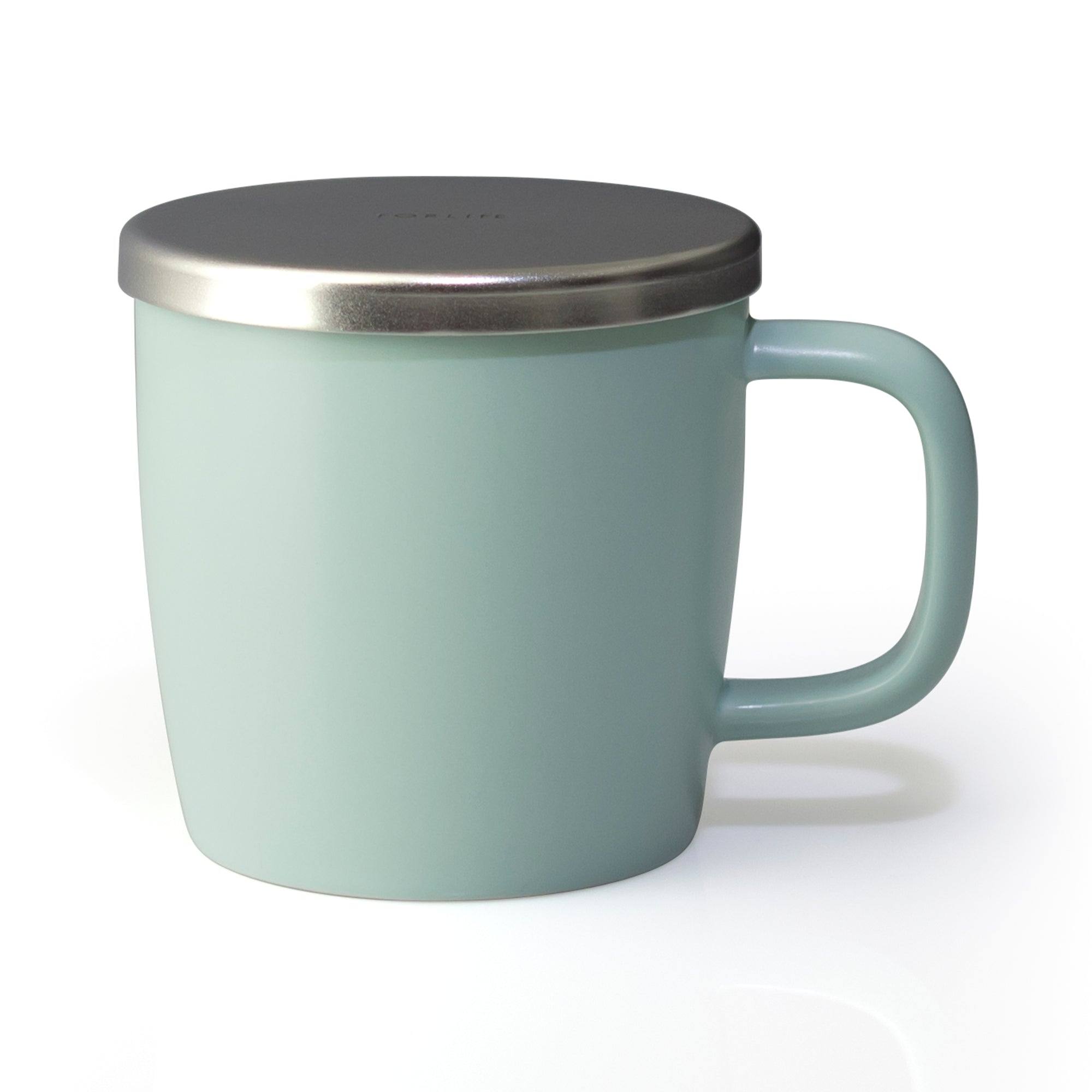 Dew Brew-in-Mug<br>with infuser & lid 11 oz.