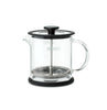 Cafe Style Glass Coffee / Tea Press<br>16 oz.