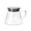 Fuji Glass Teapot with Filter Lid 18 oz.