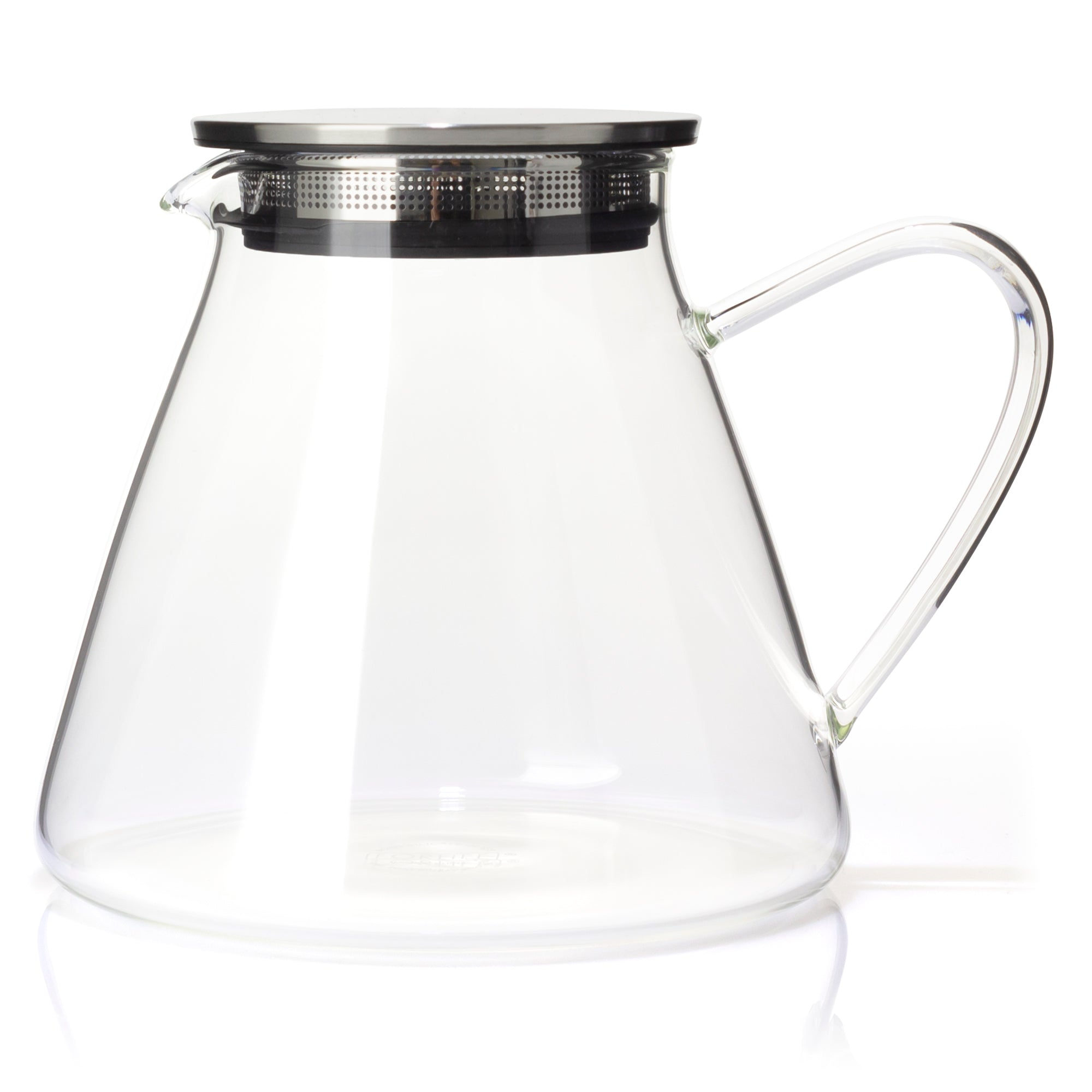 Fuji Glass Teapot with Filter Lid 32 oz.