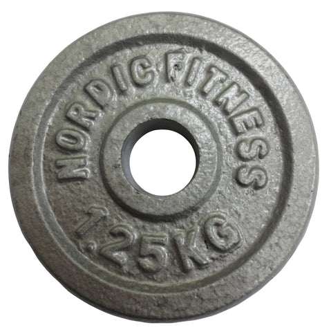 Standard Cast Iron Weight Plate (27mm)