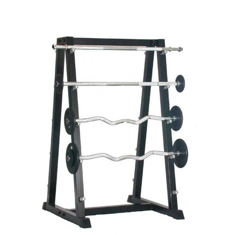 A Frame Barbell Rack