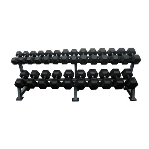 Heavy Duty Dumbbell Rack (10 Pair)