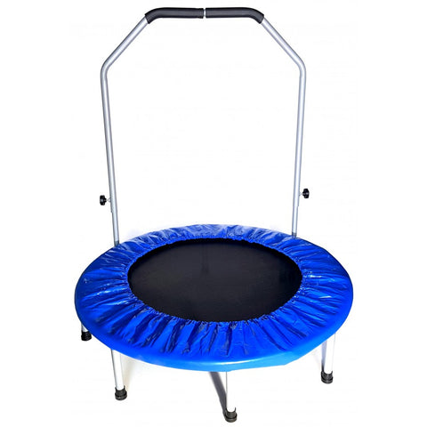 Folding Trampoline with Handle