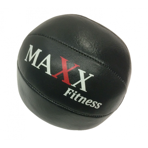 MaXx Leather Medicine Ball