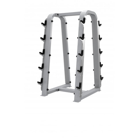 Precor 10 Bar Barbell Rack