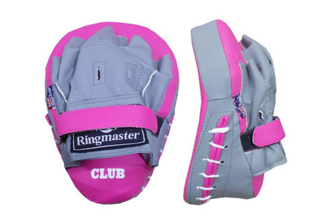 Ringmaster Club Curved Focus Pads