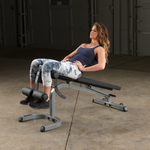 Body Solid Flat Incline Decline Bench (GFID31)