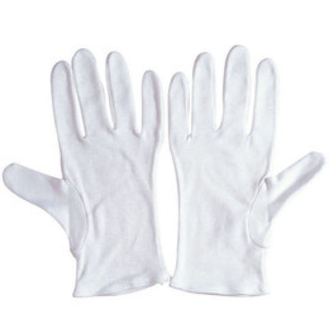Cotton Glove Inserts (Pair)