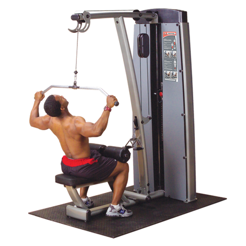 Body Solid Pro Dual Lat & Mid Row (DLAT-SF)
