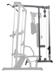 Bodycraft Lat Pull Down & Low Row Attachment for F410 (F411)