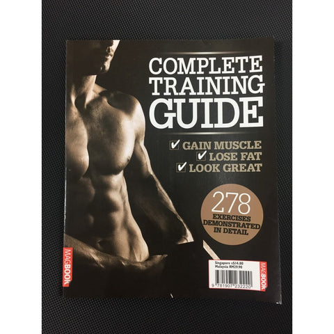 Complete Training Guide Book