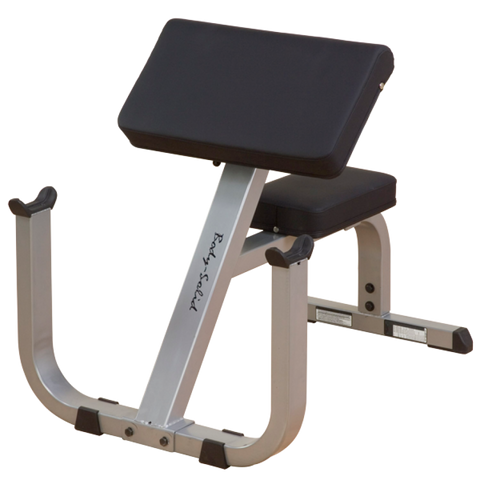 Body Solid Preacher Curl Bench (GPCB329)