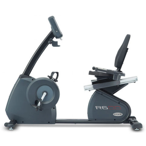 Circle Light Commercial Recumbent Bike (R6)