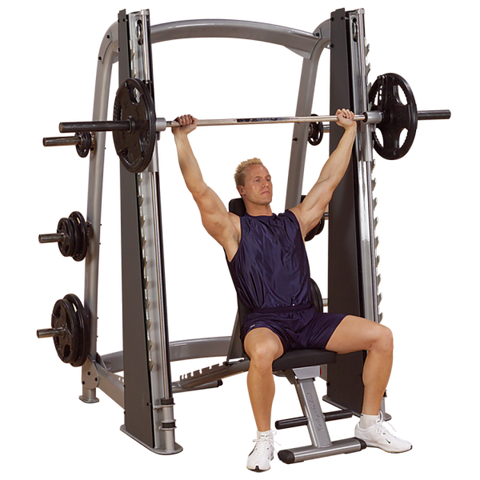 Body Solid Counter Balanced Smith Machine (SCB1000)