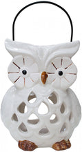 Load image into Gallery viewer, White Owl Tealight SALE