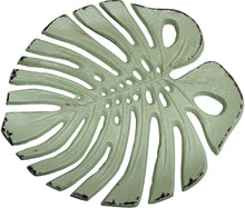 Load image into Gallery viewer, Cast Iron Monstera Trays - SALE