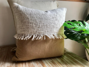 Sandy Beaches Pillow