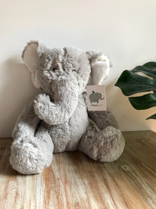 Plush Soft Elephant
