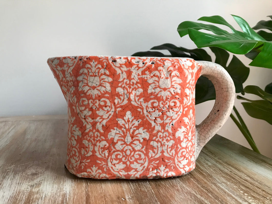 The Fiona Orange Jug