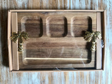 Load image into Gallery viewer, Tropical Cheese Wooden Boards