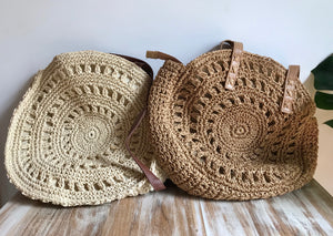 Singing Stones Straw Bags