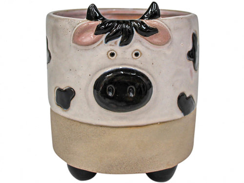 Ceramic Moovellous Cow Planter
