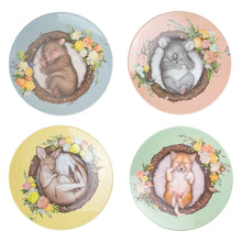 Load image into Gallery viewer, Nested Babies Plates - Set of 4