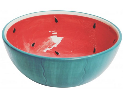 Ceramic Watermelon Bowl