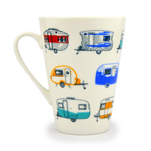 Load image into Gallery viewer, Van Go | Seasonal Collection Colourful Caravans