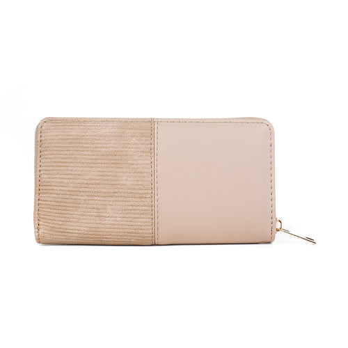 New Beige Wallet