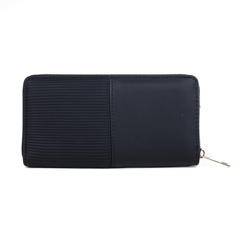 New Black Charcoal Wallet