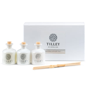 Tilley Mini Reed Diffusers Set