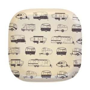 Van Go | Destination Collection Grey Caravans
