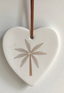 Ceramic Heart & Star Quotes