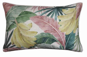 New Tropics Banana Pillows