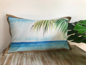 Beach Day Pillow