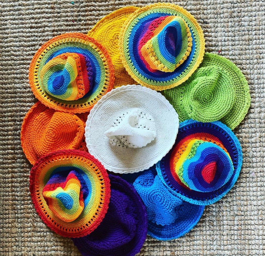 Crotchet Children's Hats