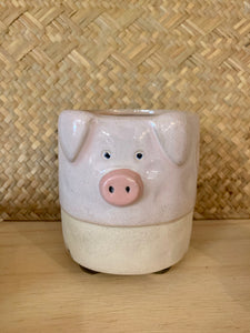 Ceramic Animal Plant Pots