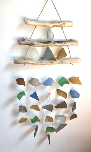 Sea-Glass Tree Medium