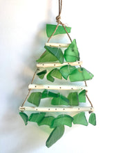 Load image into Gallery viewer, Sea-Glass Christmas Tree Small