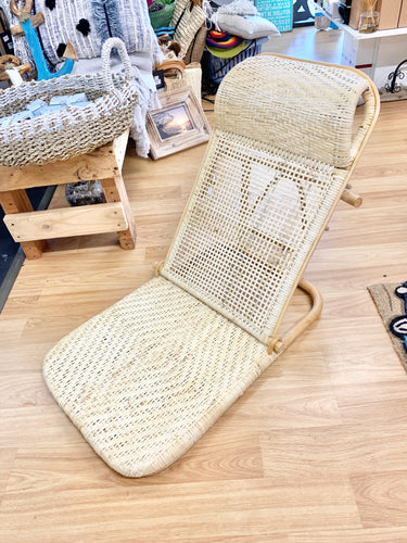 Ratten Beach Chair - In Store Only