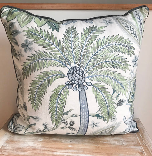 New Palm Tree Pillow