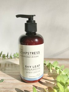 The Soapstress - Pure Almond Oil Body Lotion 250mL