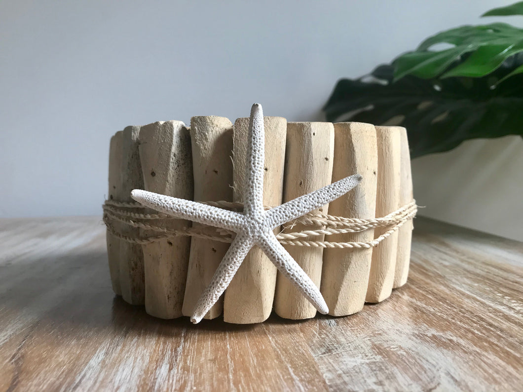 Drift Wood Tea Light Holder