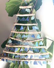 Load image into Gallery viewer, Sea-Glass Christmas Tree Medium