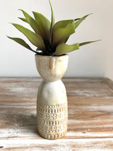 Load image into Gallery viewer, Sahara Vase White